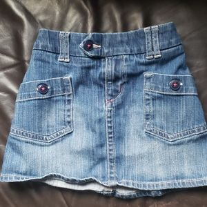 💙3 for 20!Tommy Hilfiger Denim Skirt
